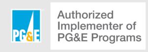 PG&E 3PP Energy Efficiency Program Logo for Sustainable Supermarkets
